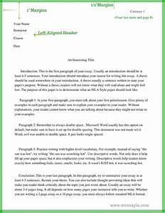 mla format college essay essay writing for internet mla format