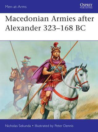 macedonian armies  alexander  bc  nicholas sekunda