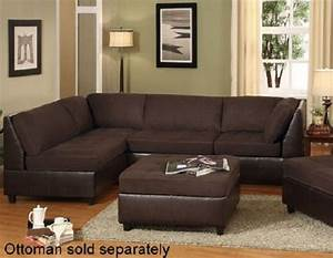 Sectional sofa pieces 4 piece sectional sofa 4piece w for 7 piece modular sectional sofa costco