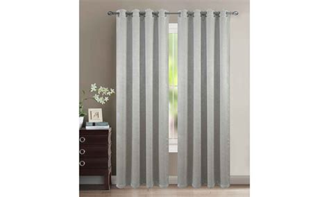 Extra Wide 110x84 Heavy Blackout Velvet Embossed Grommet Curtain Panel Pair Voile Curtain Pole Argos Sheer Curtains In Living Room Car Interior Window Finials Wood Wooden For Lime Green Walls Too Short Rods Hang With Blinds