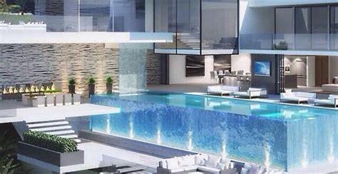 luxus haus mit garage unter pool freshouse