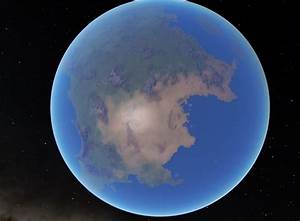 KSP Planets Compare to Real Size of Planets - Pics about space