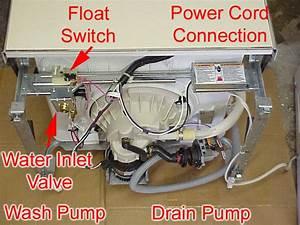 Frigidaire Dishwasher Diagnostic Chart American Service Dept