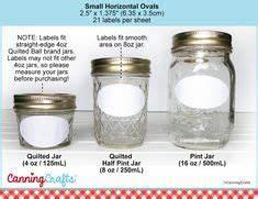 Mason Jar Lid Size Chart Difference Between Pint And Quart Size Mason Jars Google