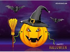 Halloween Greetings For A Child choose eCard from Halloween