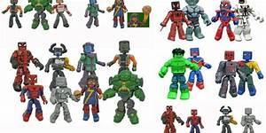 Marvel Animated Minimates Series 5 Revealed; Series 4 Now ...