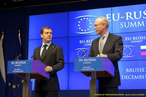 The President S Consilium Visas And Trade To Dominate 39 Yet Another 39 Eu Russia Summit