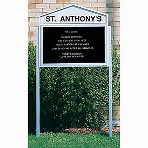 Posts for outdoor readerboards for Outdoor reader board letters