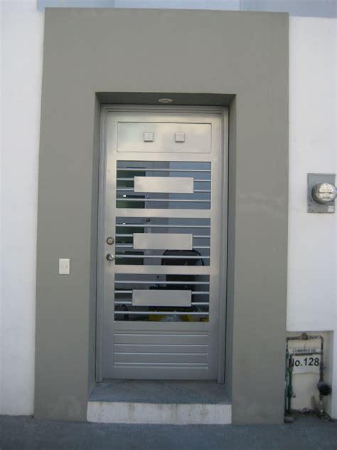 We sell door hardware, bar pull handle and door accessories as well. Portella Modern Series Doors | Steel doors and windows, Steel frame construction, Steel doors