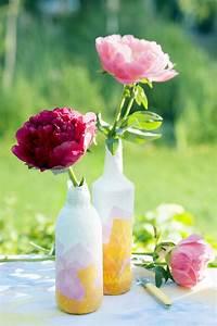 Was Macht Man Mit Amaryllis Nach Der Blüte : diese h bschen vasen mit pfingstrosen sind ein volltreffer ~ Lizthompson.info Haus und Dekorationen