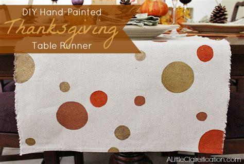 Easy Thanksgiving Table Setting Ideas