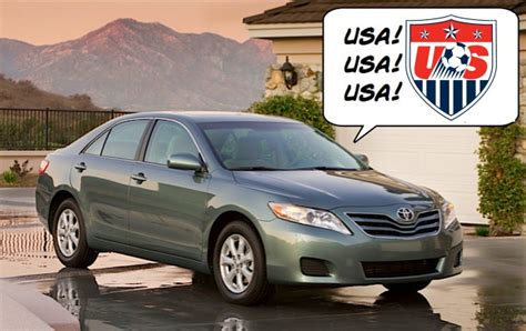 Is Toyota American Made by Cars American Made Index Ranks Toyota Camry 1 Again