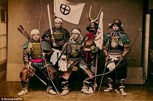 End of the Samurai: Stunning portraits of Japan¿s warrior ...