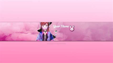 I will designamazingyoutube banner for your yb channel.my aesthetic is veryamazing and clean, modern.your yb banner design will be youtube branding kit banner intro end card outro | etsy. Youtube Banner : Example #2 - D.V.A by CrossxPuppy on ...