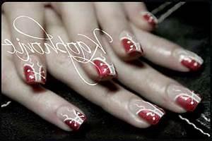 Deco Ongle Noel : ongle en gel blanc noel ~ Melissatoandfro.com Idées de Décoration