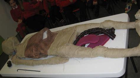 mummies unwrapped archibald  school