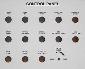 white traffolyte control panel engraved label With engraved electrical panel labels