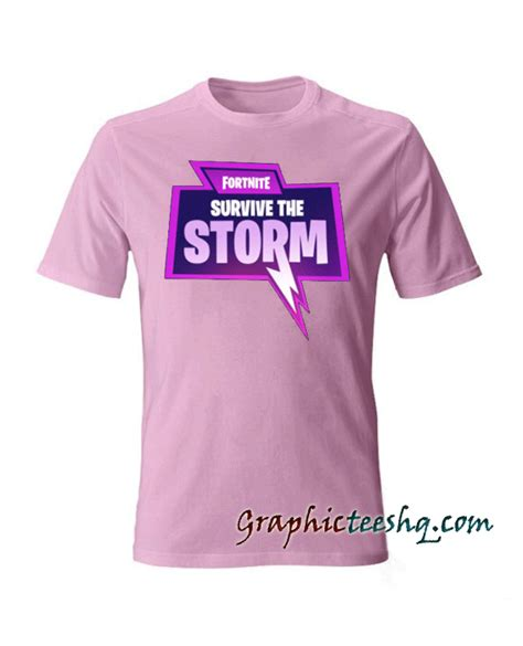 fortnite clothing fortnite survive the shirt for and