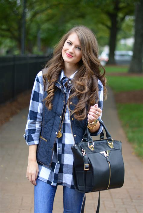 Puffer Vest Southern Curls And Pearls Bloglovin