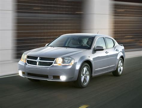 Dodge Car : 2008-10 Dodge Avenger