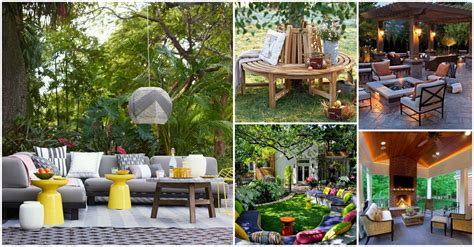 Backyard Decoration by Wonderful And Inviting Backyard Decor Ideas