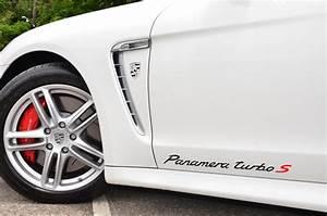 New  -  U0026quot Panamera Turbo U0026quot  Door Decal And Sticker For Sale - Emblem