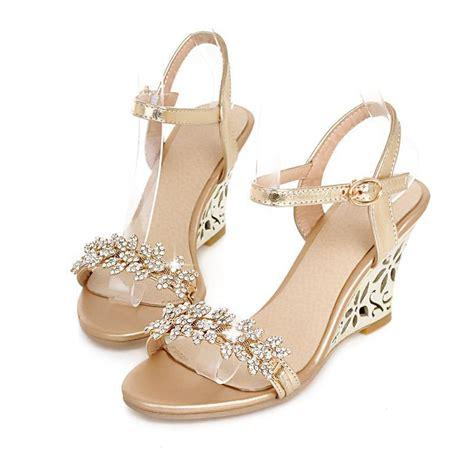 details sandal sepatu wanita flat 2014 neuankömmling laubsägearbeiten heels