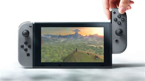 Nintendo Console by Nintendo Announces Nvidia Powered Switch Hybrid