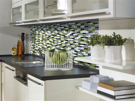 stickers credence cuisine how to install peel and stick tiles in a kitchen