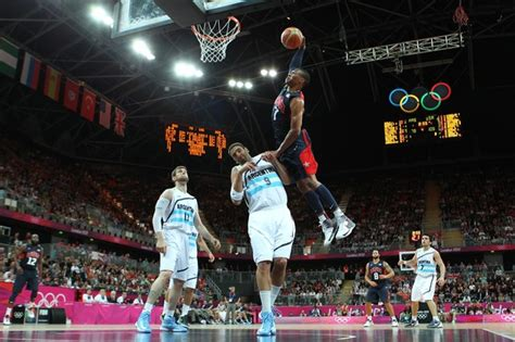 Russell Westbrook Dunks On 70 Player From Argentina