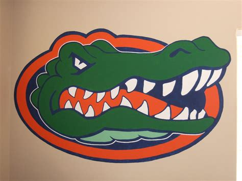Florida Gators Logo Clip Art