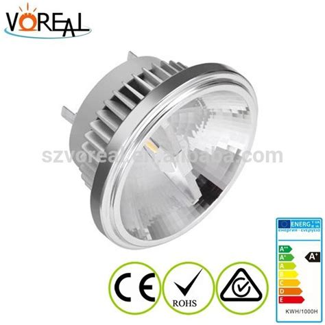 high lumens output gu10 g53 e27 led ar111 replacement
