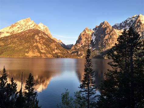 Wyoming's Grand Teton National Park 2 Climbers Die In