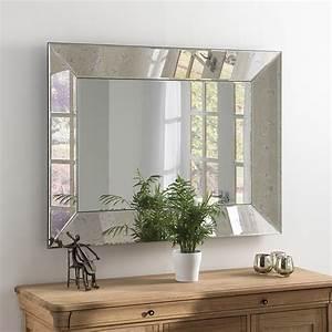 Antique, Silver, Venetian, Wall, Mirror