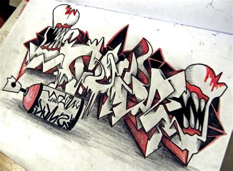 Gambar Grafiti Yang Sangat Keren
