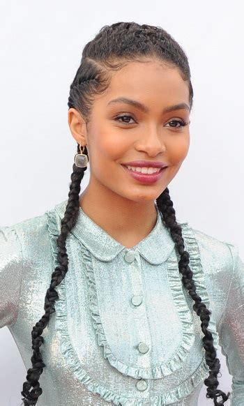 Yara Shahidi Hairstyles