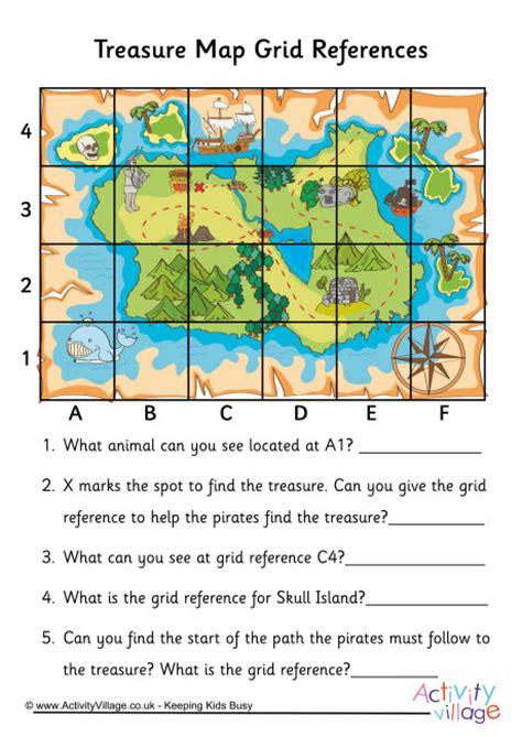 grid reference worksheet year 5 kidz activities