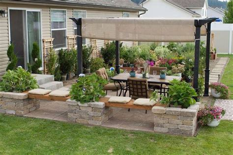 Pinterest Backyard Patio Ideas Marceladick