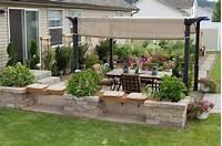 lovely backyard patio design ideas pictures Patio Decorating Ideas: Decor & Designs