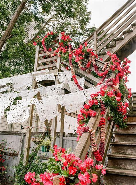 Elegant Mexican Themed Wedding Ideas Christina McNeill
