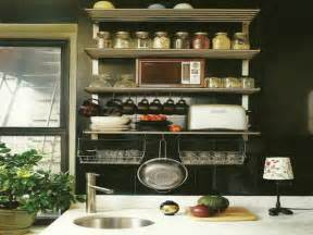 wall ideas for kitchen small kitchen wall shelving ideas home interior design