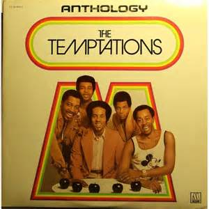 Temptations Anthology Album