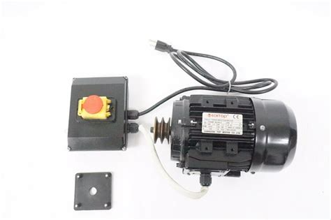 120v Electric Motor by 1 7hp 1 7 Hp Techtop Electric Motor 120v W Capacitors