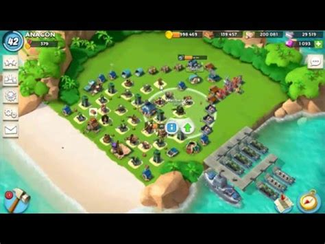 foto de THE HOUSE BASE Boom Beach Best HQ 16 & 17 Defense