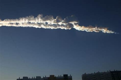Russian Meteor Explosion (With images)   Boy that ...