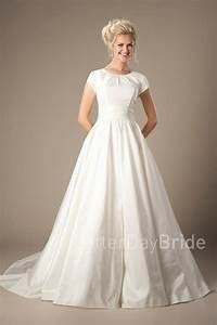 modest wedding gowns sutherland With modest wedding dresses