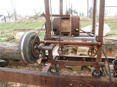 Image Result For Backyard Resaw Bandsaw Mill