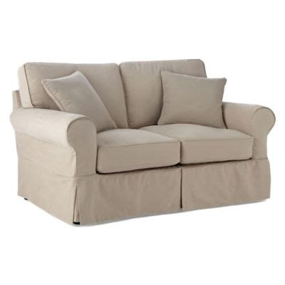 jcpenney slipcover sectional sofa jcpenney linden street sofa slipcovers catosfera net