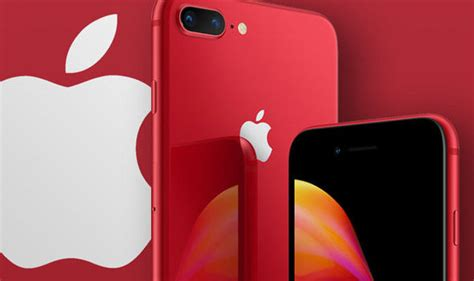 Apple Iphone 8 Red Launches Today