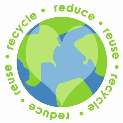 Recycle Reuse Reduce Earth Awareness Environmental Clip